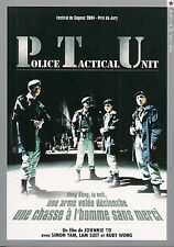 DVD ZONE 2--POLICE TACTICAL UNIT--JOHNNIE TO/SIMON YAM/LAM SUET/RUBY WONG
