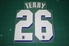 Chelsea 11/12 #26 TERRY UEFA Chaimpons League / FA Cup Final Nameset Printing