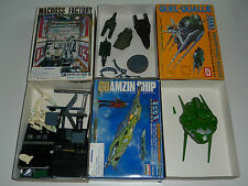MACROSS ROBOTECH / 1/170 1/720 1/8000 model kits lot / for spares