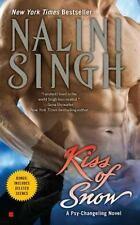 Kiss of Snow (Psy-Changeling Series)