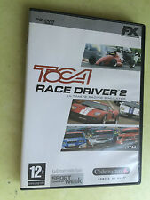 dvd gioco toca race driver 2 ultimate racing simulator