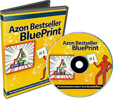 How to Boost your Book to Bestseller Status On Amazon - 9 Video Course on 1 CD