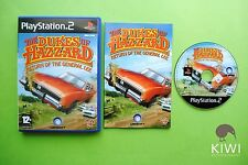 The Dukes of Hazzard Return of the General Lee Sony Playstation 2 PS2 PAL Game