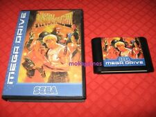 Bare Knuckle 3 English Version Sega Genesis Megadrive Mega Drive PAL NTSC