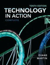 Technology In Action, Complete (10th Edition)-ExLibrary