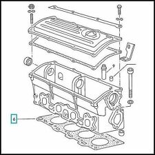 Nos véritable vw mk1 polo derby 0,8 / 0,9 moteur culasse joint VAG AUDI 50