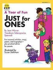 A Year of Fun Just for One's
