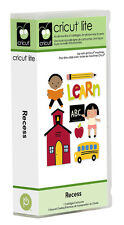 Recess Cricut Cartridge - Brand New & Sealed!