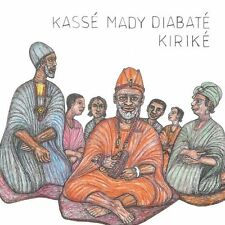 Kassé Mady Diabaté / Kiriké - Vinyl LP 180g + Download
