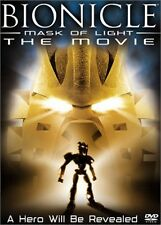LEGO - Bionicle: Mask of Light & Bionicle: The Legend Reborn (2 DVD's)