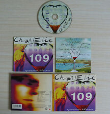 CD ALBUM DIGIPACK  POEMES ELECTRO 109 - COUTURE CHARLELIE 12 TITRES 2001
