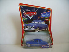 Disney Pixar Cars Diecast Doc Hudson. Supercharged Series