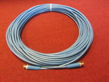 Belden 1505A, RG59 HDTV SDI/HD, Digital Video BNC Male Cable, Blue, 25 Ft.