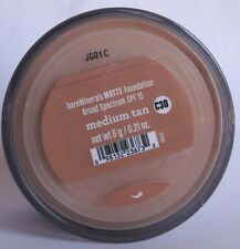 Bare Escentuals bareMinerals Authentic Matte foundation Medium Tan 6g NEW