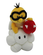 Little Buddy Super Mario All Star Collection 1448 Lakitu / Jyugemu Stuffed Plush