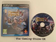 PS3 Move-Medieval Moves (de los creadores de Just Dance) existencias oficiales del Reino Unido