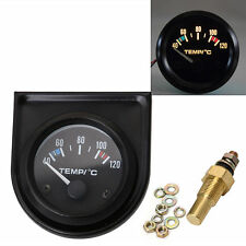 "2"" 52mm Car Auto Digital LED Water Temp Temperature 40-120℃ Gauge Kit"