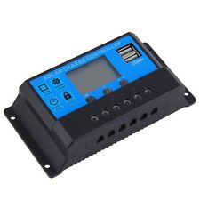 LED 20A 48V TX-20BL48 Auto Switch Solar Charge Controller 2 USB Ports EO