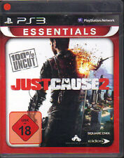 Just Cause 2 (PlayStation3)