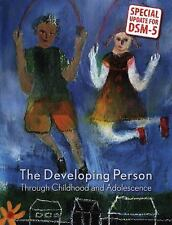 Developing Person Through Childhood & Adolescence with Updates on DSM-5 by Berg