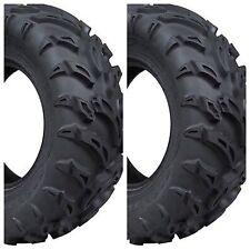 Can-Am OEM Carlisle BlackRock x2 Set Rear Tires 27x11-12 UTV Commander 705501129