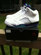 Air Jordan 5 V Retro Grapes   2013 Retro purple 136027-108 NEW size 10