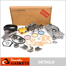 93-94 Eclipse Talon Laser 2.0L Turbocharged Overhaul Engine Rebuild Kit 4G63T