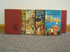 Lot of 6 Happy Hollisters Book Series Jerry West Illustrated Helen Hamilton