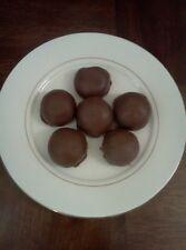 Homemade Chocolate Peanut Butter BonBons! 3 Dozen Cookies!