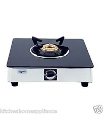 Single Burner Glass Top Gas Stove 1 Burner LPG