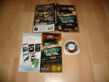 TWISTED METAL HEAD ON PARA LA SONY PSP USADO COMPLETO