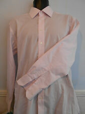 THE ORIGINAL BEN SHERMAN PINK MEN'S SHIRT  size 16
