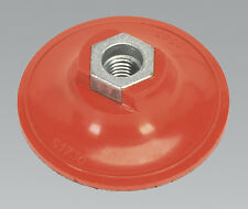 Sealey PTCBPV4 Hook & Loop Backing Pad Ø75mm M14 x 2mm
