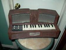 Vintage Emenee Electric Chord Organ