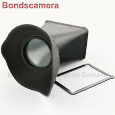 "3"" 3:2 LCD Screen 2.8x Viewfinder Extender Finder for Canon EOS 60D 600D camera"