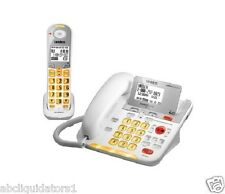 UNIDEN D3098 LOUD & CLEAR CORDED & CORDLESS PHONE SYSTEM