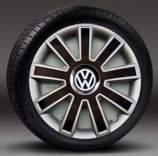 "Set of 4 ( 16"") wheel trims, Hub Caps to fit Vw Golf,Passat,Sharan"