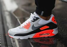 Nike Air Max Ultra Essential Infrared Running Trainers UK Size 6.5 819474-106