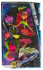 Mattel Monster High dvh70 Invention Deluxe Clawdeen Wolf muñeca