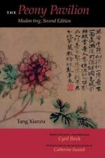 The Peony Pavilion: Mudan ting, Second Edition by Tang, Xianzu