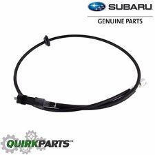 1984-1989 Subaru Speedometer Cable Brat DL GL Standard OEM NEW 737411021