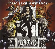 Dio - Live / We Rock   CD+DVD   NEU&OVP!