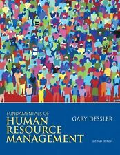 Fundamentals of Human Resource Management (2nd Edition)-ExLibrary
