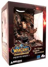 Orc Warrior Garrosh Hellscream - Premium Series 3 DC