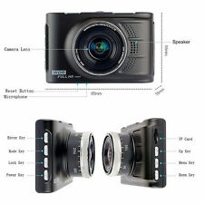 3.0'' 1080P Full HD Car DVR Dash Camera Video Cam Recorder G-Sensor Night Vision