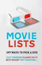 Movie Lists: 397 Ways to Pick a DVD by Paul Simpson (Paperback, 2008)