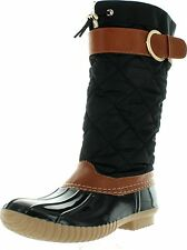 NEW NY VIP Women's Cold Weather Duck Down Boots -  Black - Size: 8.5