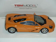 1/43 TSM McLaren F1 Street in Papaya Orange with High Mirror