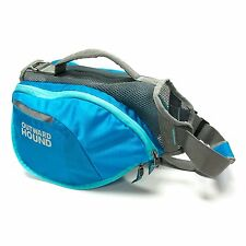 Outward Hound DayPac Dog Backpack Adjustable Saddlebag MEDIUM BLUE