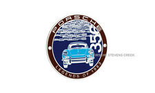 Porsche Classic Collection Grill Badge Grillbadge Legends of 1963 LTD OEM